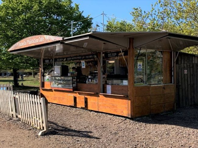 Isabella Plantation Café