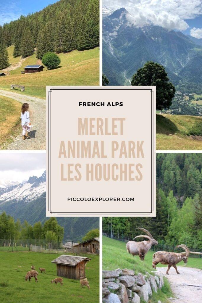 Parc de Merlet Les Houches