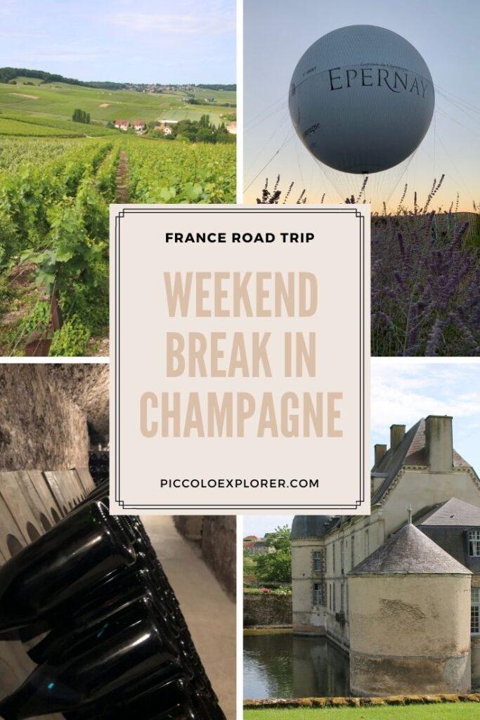 Weekend Break in Champagne