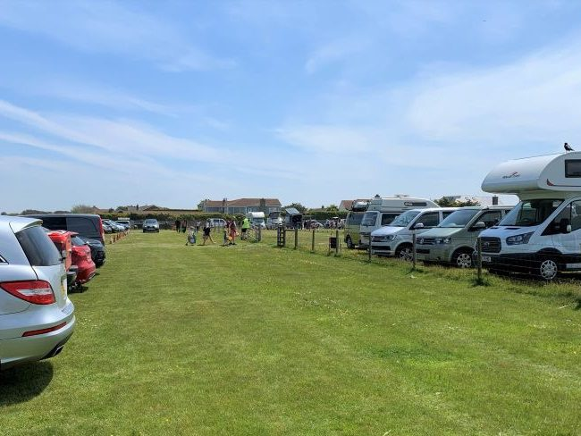 West Wittering parking