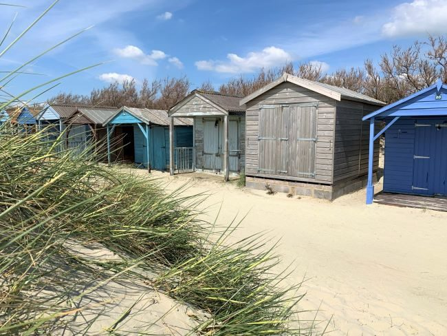 Day trip to West Wittering Beach