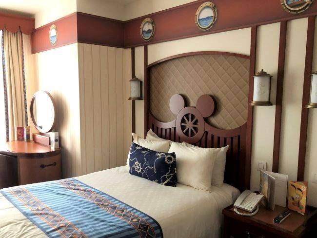 Newport Bay Club Paris Disneyland