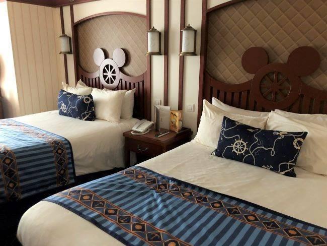 Newport Bay Club Rooms