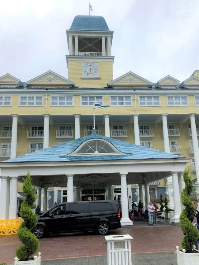 Disney Newport Bay Club