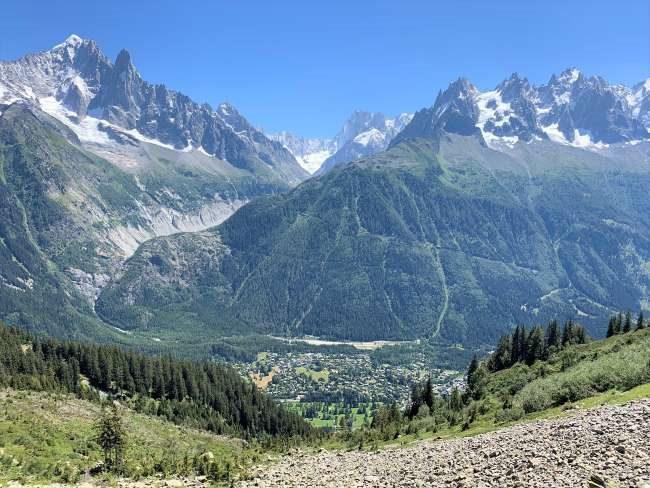 Grand Balcon Sud Chamonix