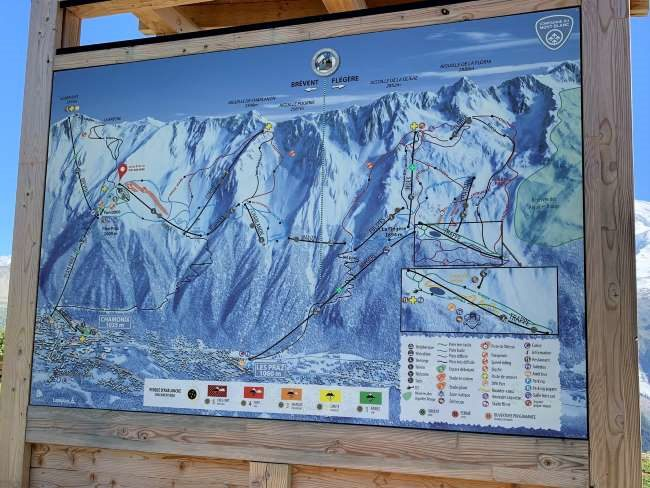 Grand Balcon Sud hiking trails