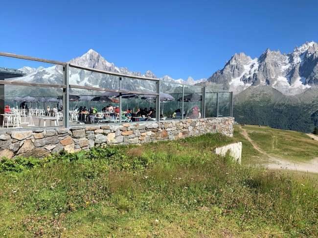 Restaurant Altitude 2000 Chamonix
