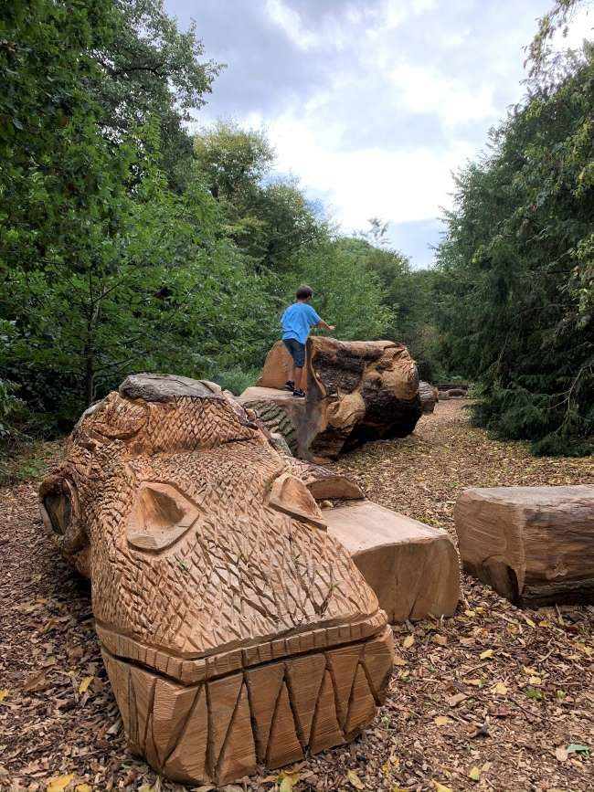 Things to do with Kids at Kew Gardens London