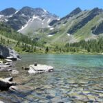 Hike to Lago d'Arpy, Aosta Valley, Italy with Kids