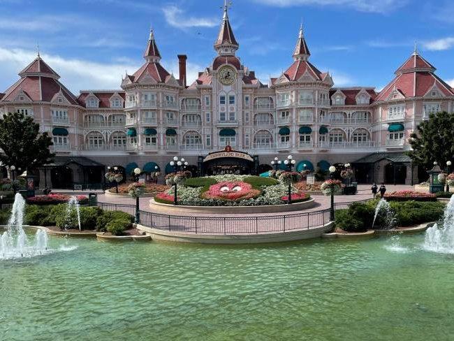 Disneyland Paris Fantasia Gardens