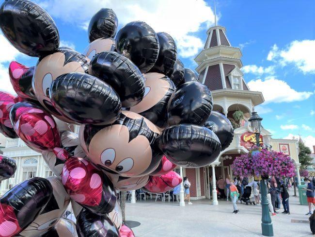 Main Street USA Disneyland Paris