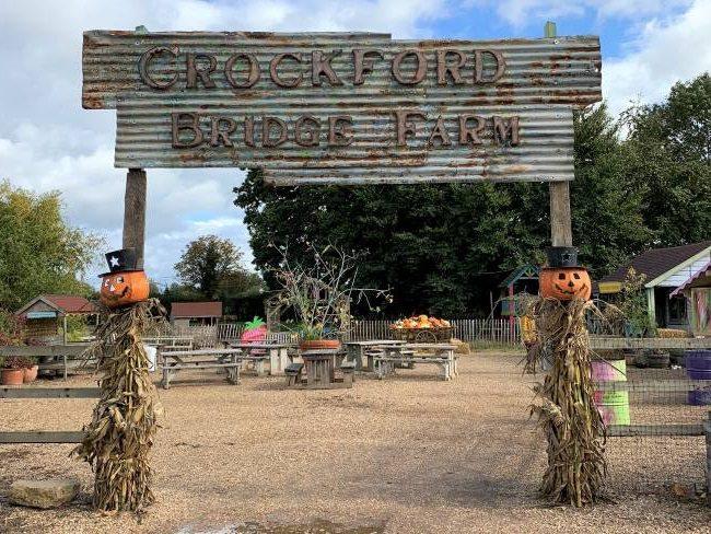 Crockford Bridge Farm Pumpkin Festival 2021