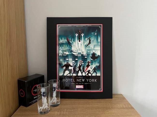 Marvel Print by Matt Ferguson