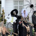 Halloween in London with Kids 2021