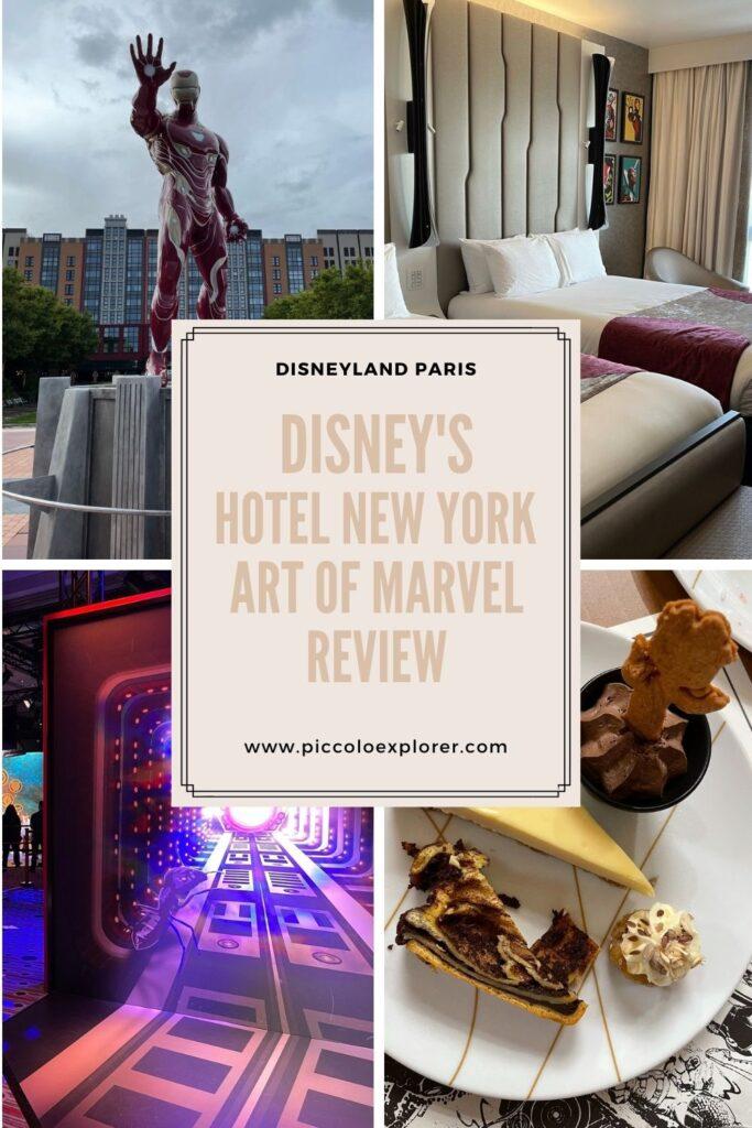 Hotel New York Art of Marvel Review