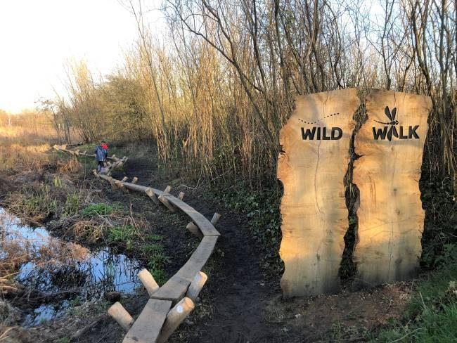 Wild Walk London Wetland Centre