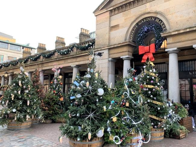 Christmas in London for Kids