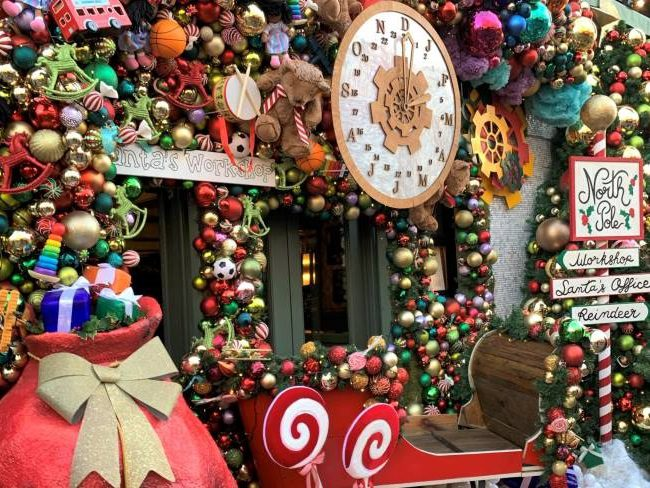 Things to do at Christmas in London with Kids