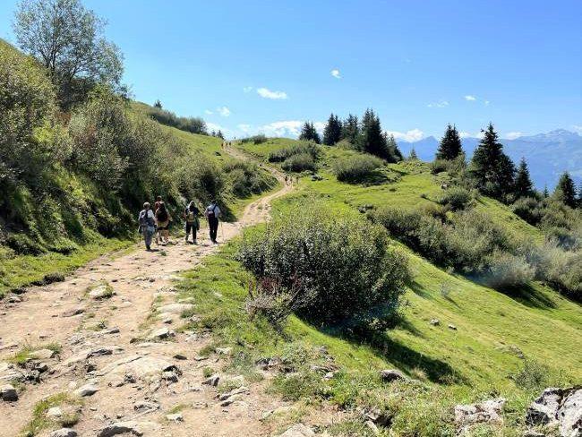 La Bourgeoise Samoens - French Alps Hiking