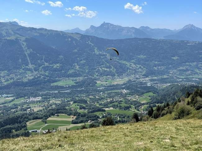 Summer French Alps