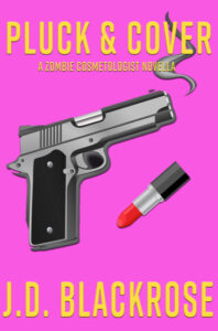 """alt=""""cover of book Pluck & Cover by JD Blackrose"""""""