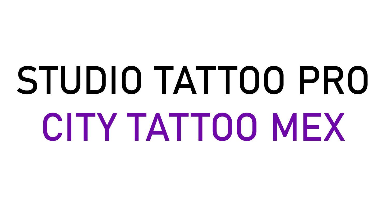 Estudio de Tatuajes City Tattoo Mex