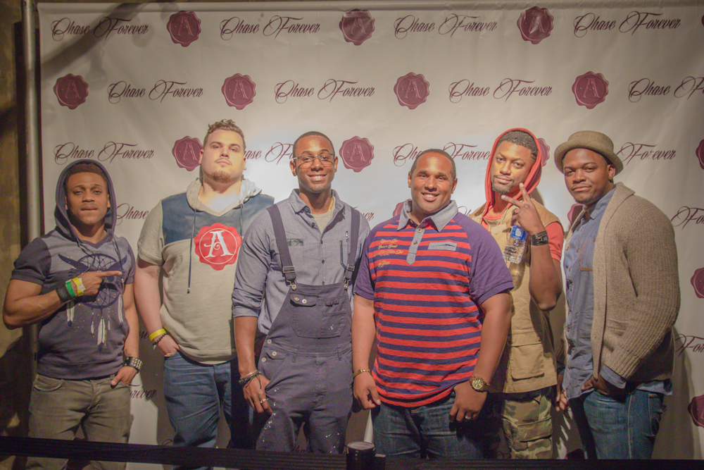 """All-New Faith-Based Menswear Brand, Astorre Cut + Sew, Delivers Faith and Fashion During the """"Exhibit A"""" Launch Event in Atlanta"""