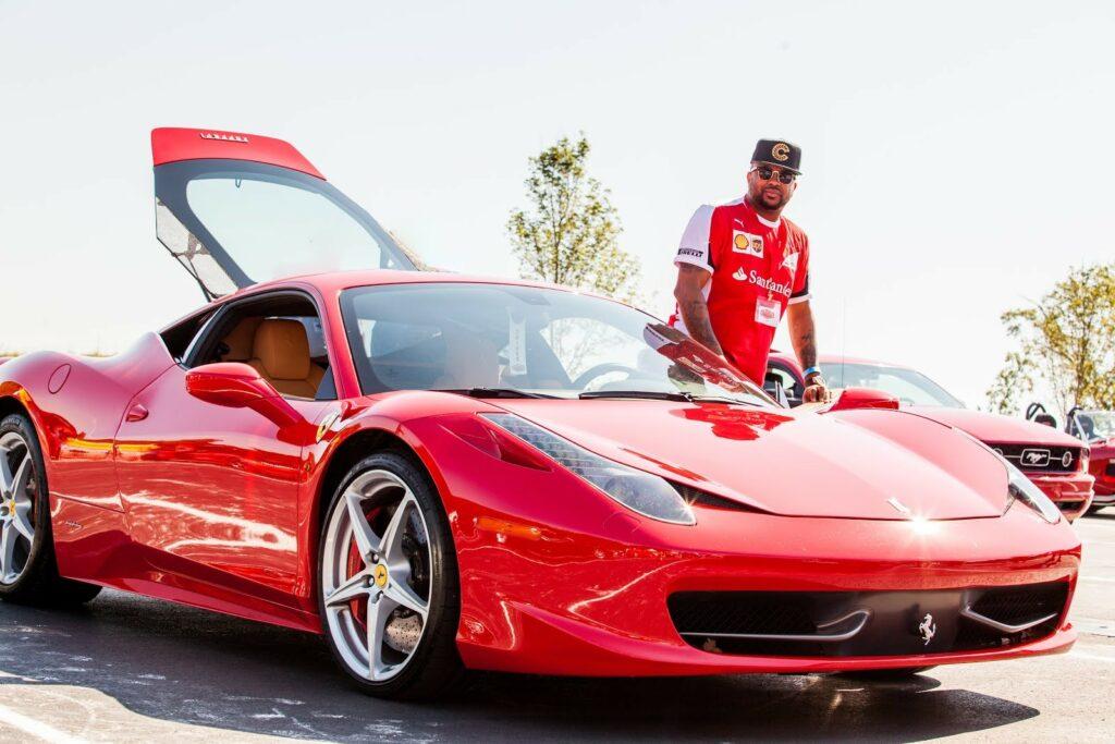 Ferrari Maserati - The Dream