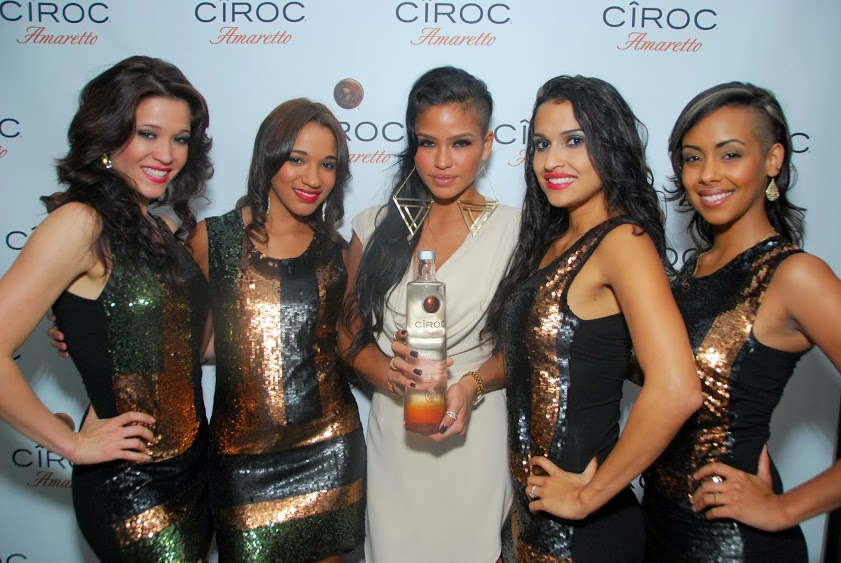 """Prophecy Events presents """"A Night at the Museum"""" the Atlanta Launch of the all New Ciroc Amaretto Hosted by Cassie"""