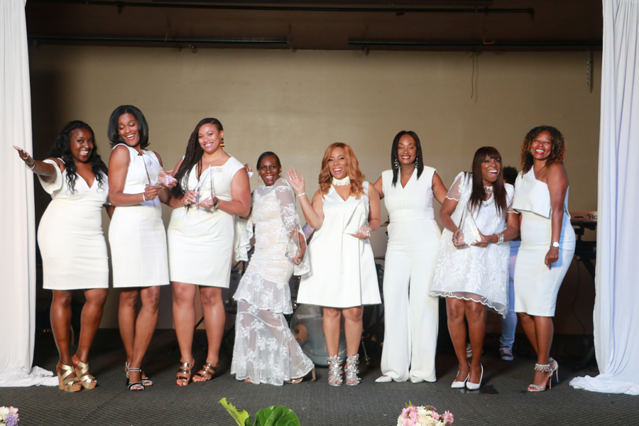 Insights Marketing and Keshia Walker Hosted the Inaugural 'Women en Blanc' Honors Brunch During Music Festival in New Orleans Powered by Lexus