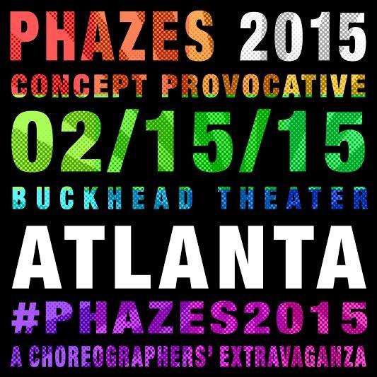Phazes Of Love Dance + Benefit Concert at Buckhead Theater   2.15