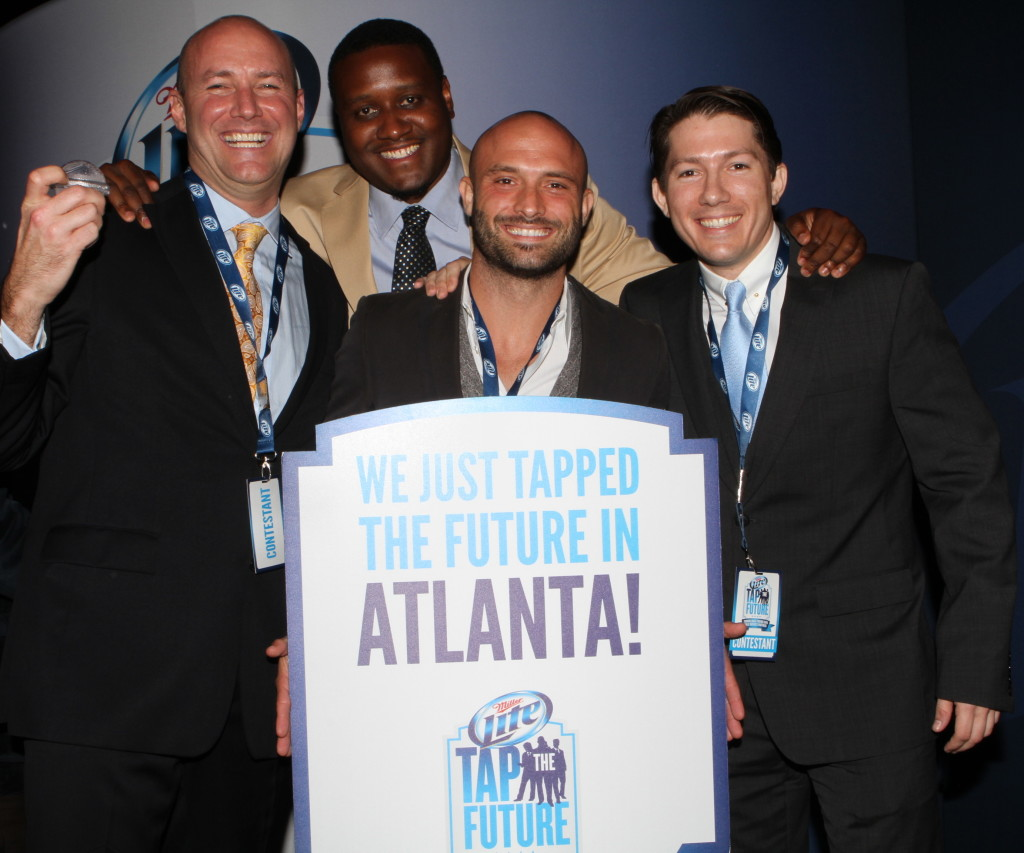 Miller Lite and Daymond John Visit Atlanta in Search of the Next Big Business Idea