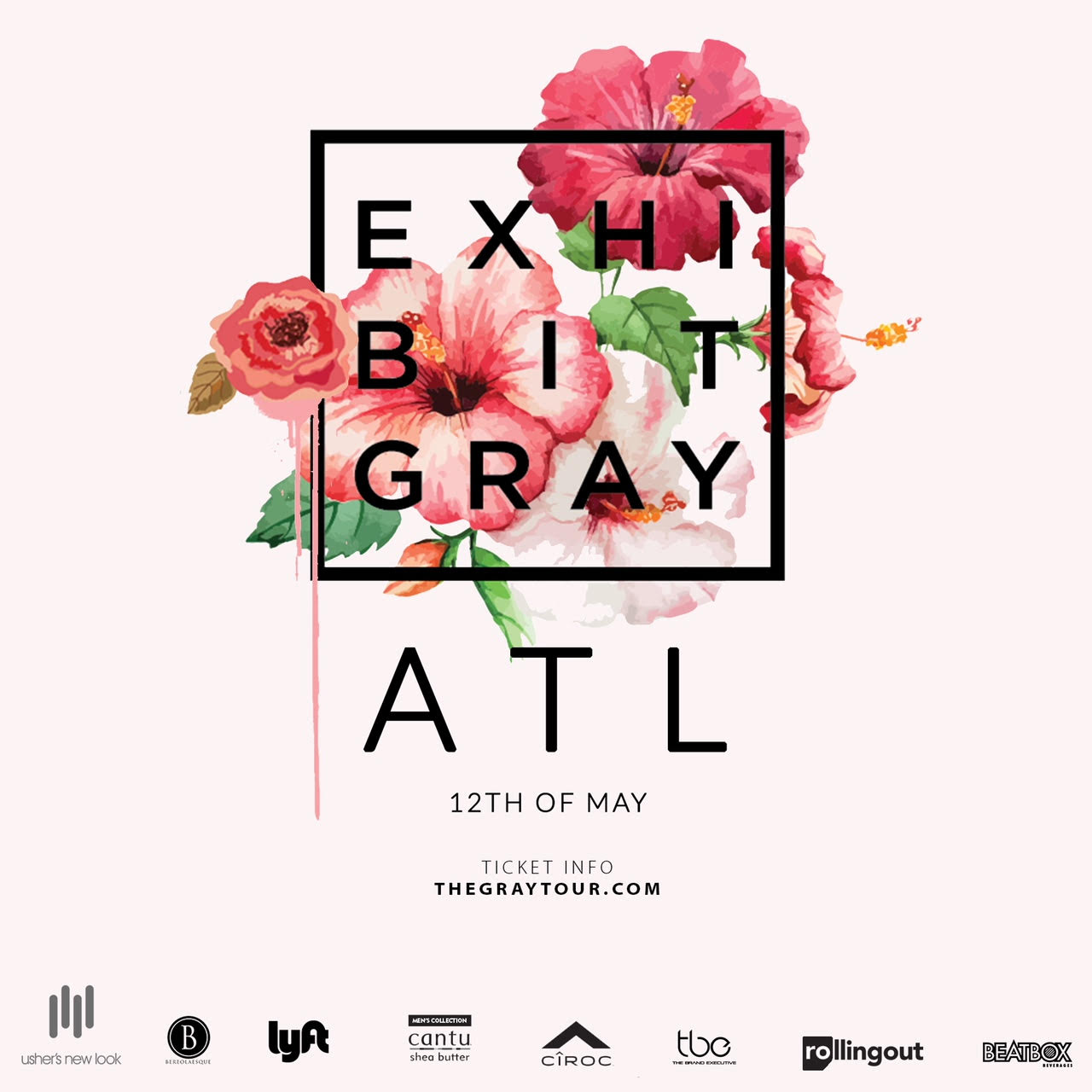 The Exhibit Gray Tour Comes to Atlanta for a Exclusive Private Mansion Experience