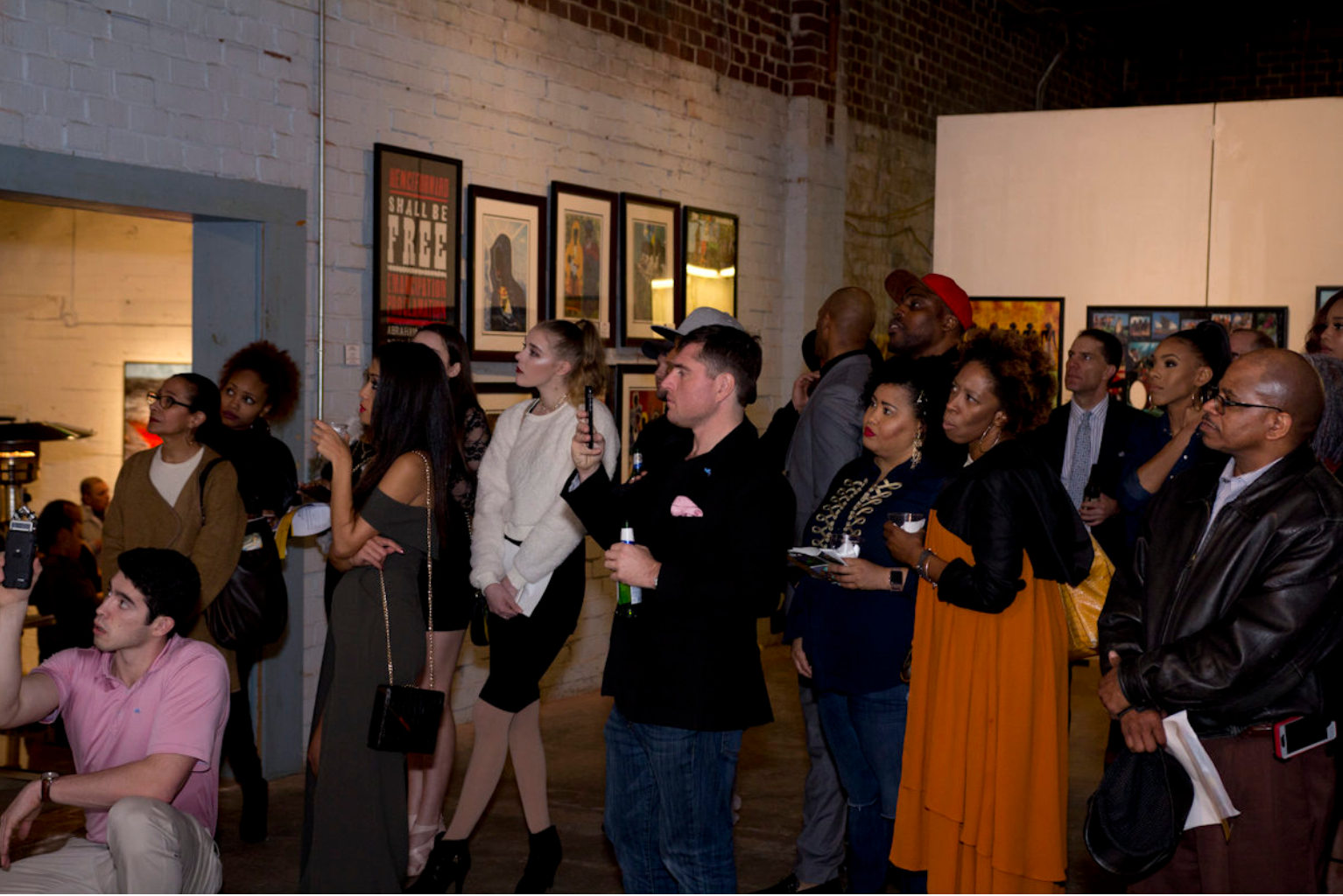 "Philanthropist, Model, and Award Winning Mosaic Artist, Jim Hill's, Mosaic ""Master-Pieces"" Art Exhibit Comes to Atlanta to Kick Off Black History Month 2018"