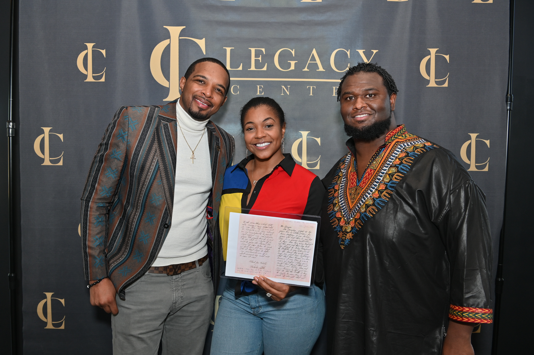 Legacy Center Partners with The African American Cultural Heritage Collection Museum Exhibit to Host the Black History Month Closeout Celebration