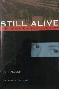 A heart-wrenching holocaust story from a young girl's perspective.