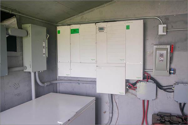 Commercial Solar Installation - Finishing Shop - Dundee, Ohio