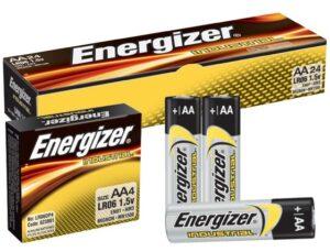 Energizer Industrial Alkaline Batteries EN91