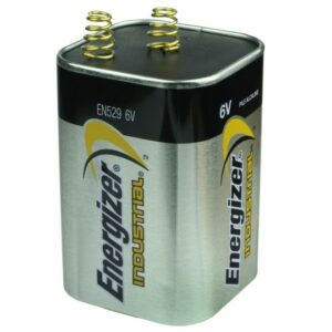Energizer Industrial Alkaline Batteries EN529