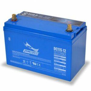Fullriver Solar Battery DC115-12