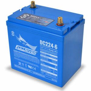 Fullriver Solar Battery DC224-6