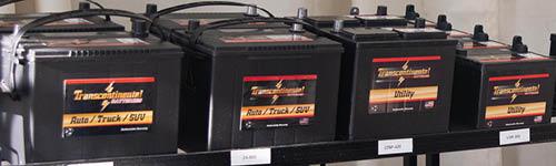 Starting Automotive Batteries
