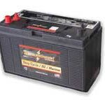 Transcontinental Deep Cycle Batteries