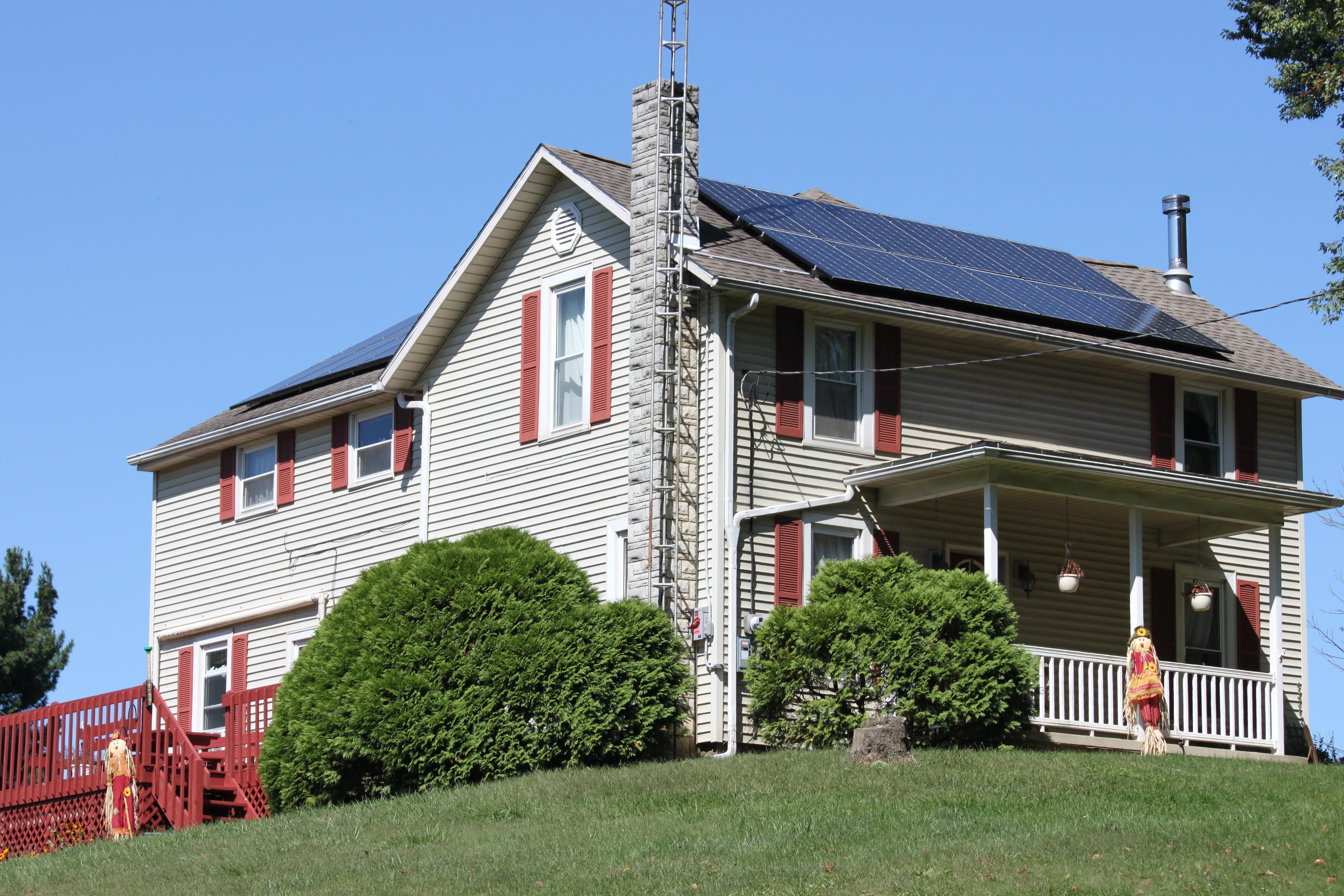 Steven Schlegel Grid Tie Solar