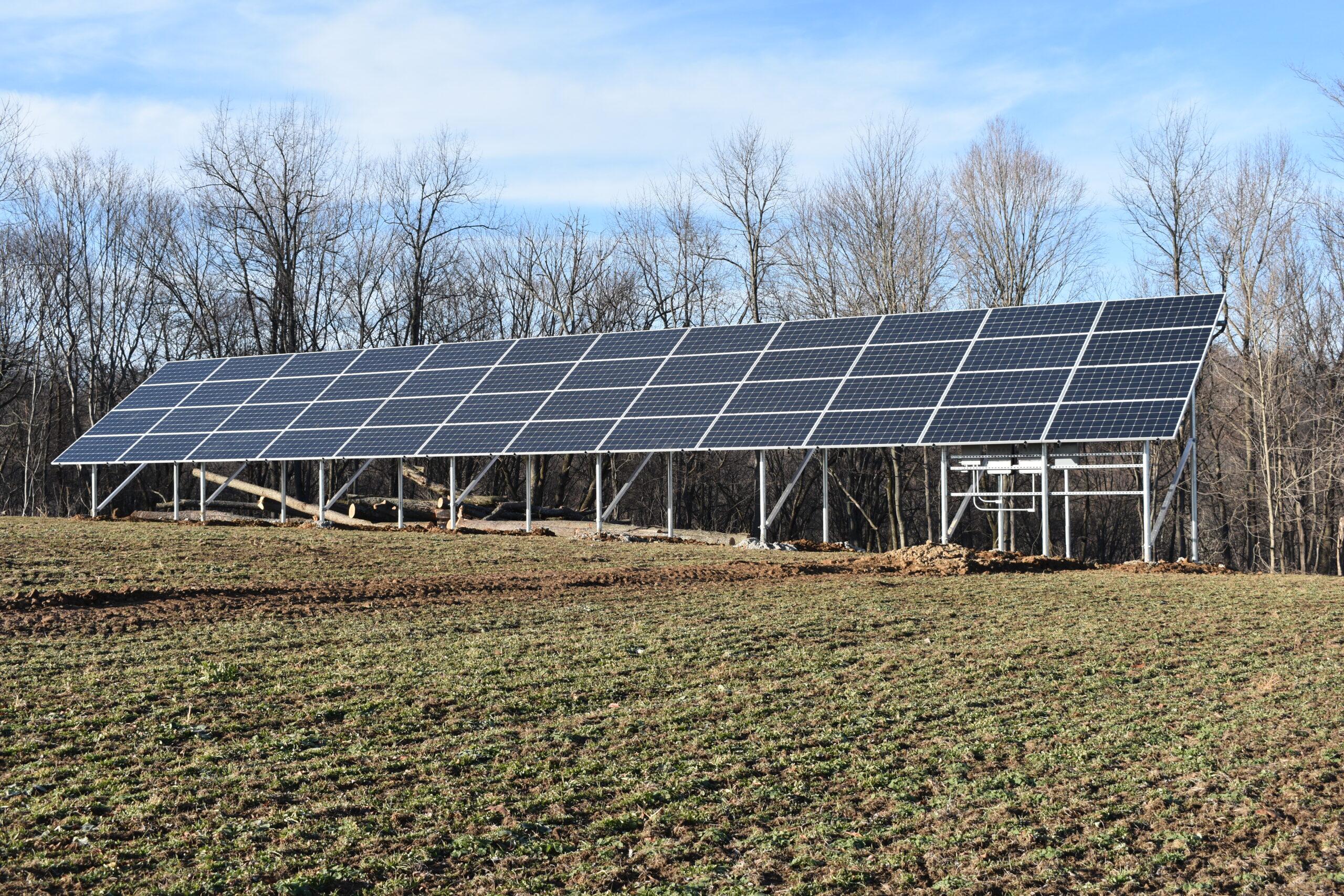 Trail Battery & Solar - Van Gorp Farm