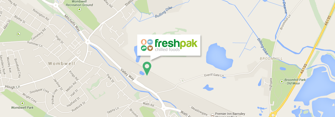 Fresh-Pak on Google Maps