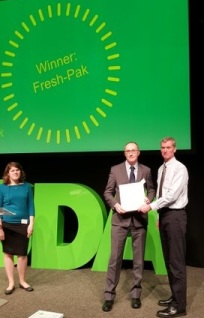 Customer Environmental Award Recognises Our Commitment To Employee Engagement