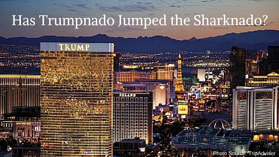 Has Trumpnado Jumped the Sharknado?