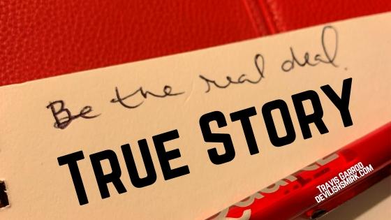 Self Made Storyteller