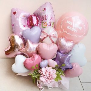 Balloons-Bouquet